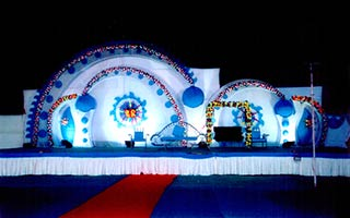 Anup decorators wedding decorator mandap decorator marriage stage decoration junglespirit